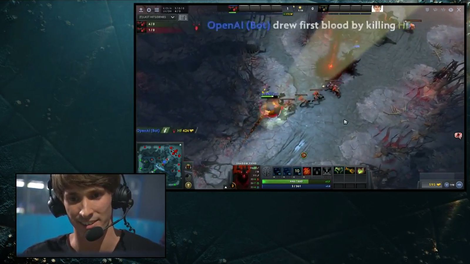 The Worlds Best Dota 2 Players Just Got Destroyed By A