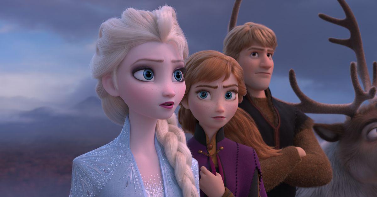Frozen 2 Trailer Elsa Is A Superhero Now As A Threat Looms Polygon