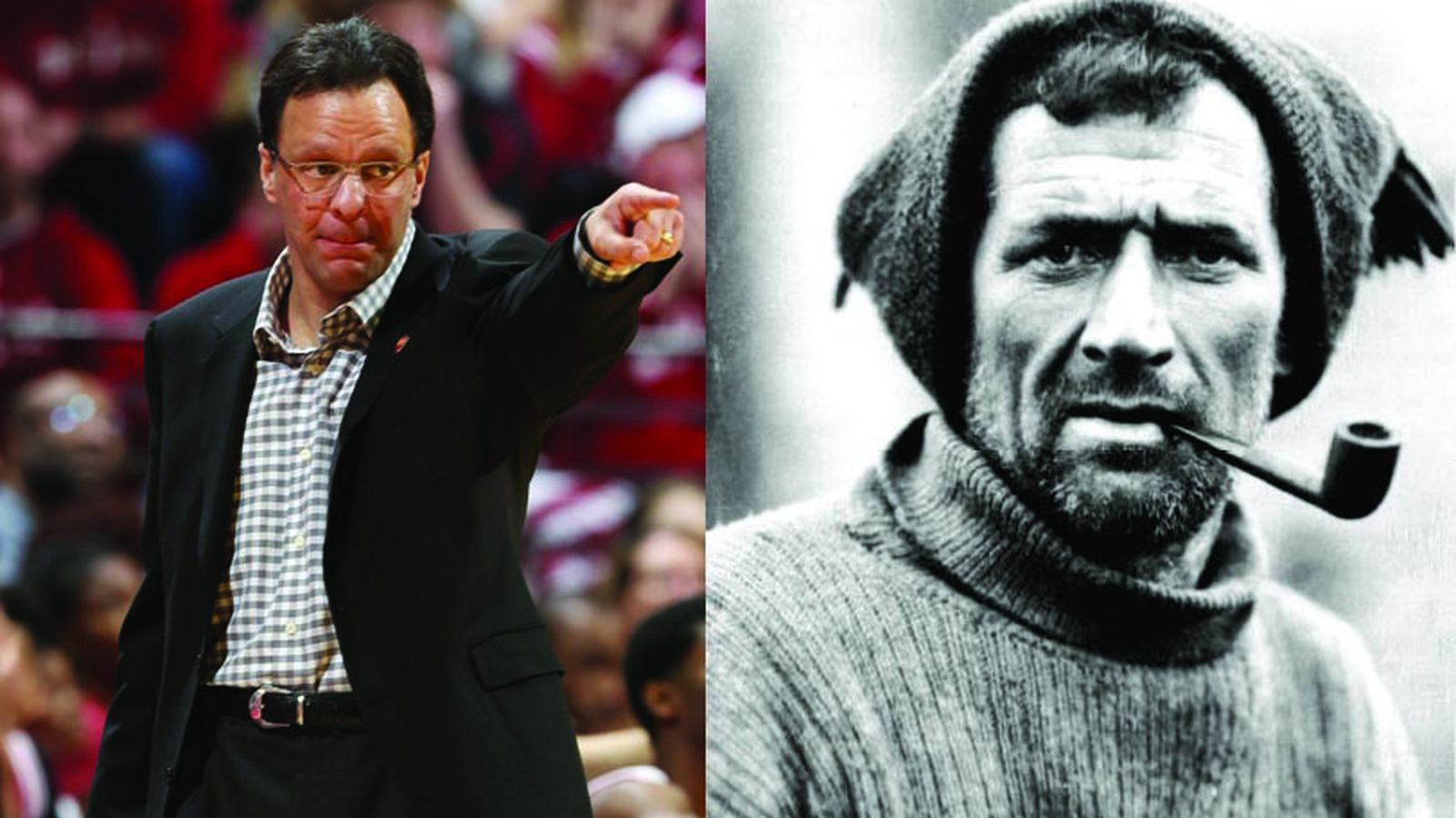 Tale Of The Tape Tom Crean Vs Tom Crean The Crimson