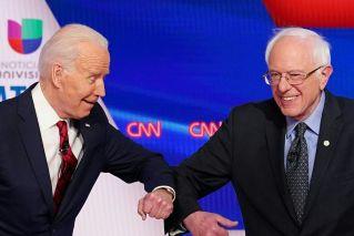 "Bernie Sanders endorses Joe Biden during joint livestream: ""We need you in the White House"" - Vox"