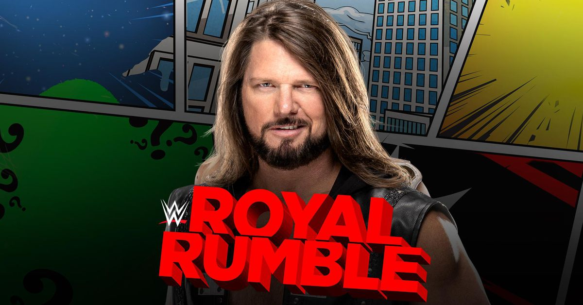 Updated list of confirmed entrants in men's, women's Royal Rumble matches