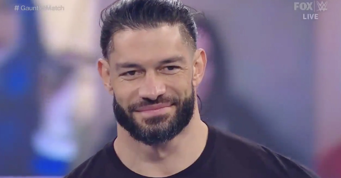 It will be Roman Reigns vs. Adam Pearce at Royal Rumble, of course
