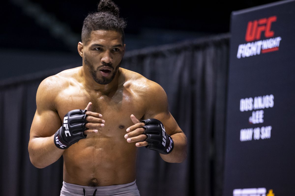 Kevin Lee will move back down to the UFC lightweight division