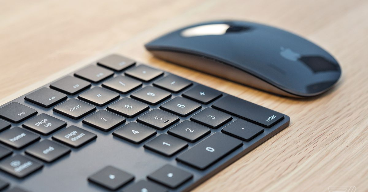 Apple confirms space gray Magic Keyboards and Mice are being discontinued