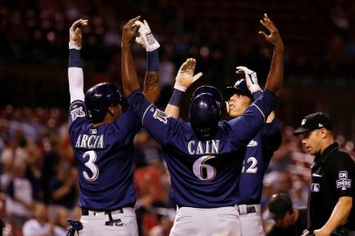 Image result for milwaukee brewers
