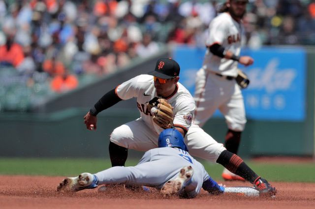 San Francisco Giants vs Los Angeles Dodgers Odds and Predictions