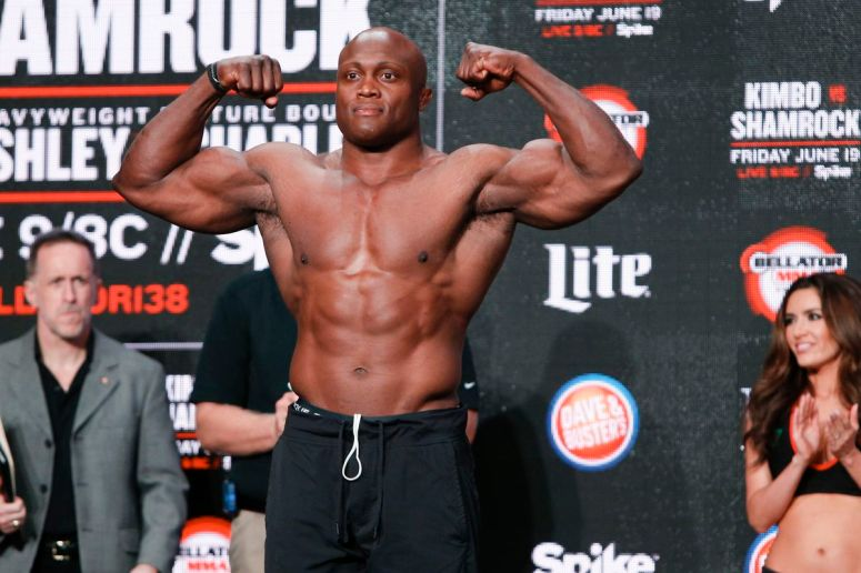 Image result for bobby lashley mma