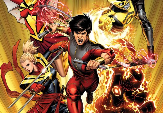 shang-chi and the avengers in Marvel Comics