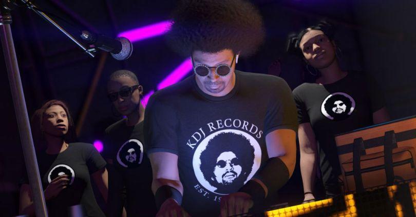 GTA Online is getting an underground nightclub featuring real-world resident DJs
