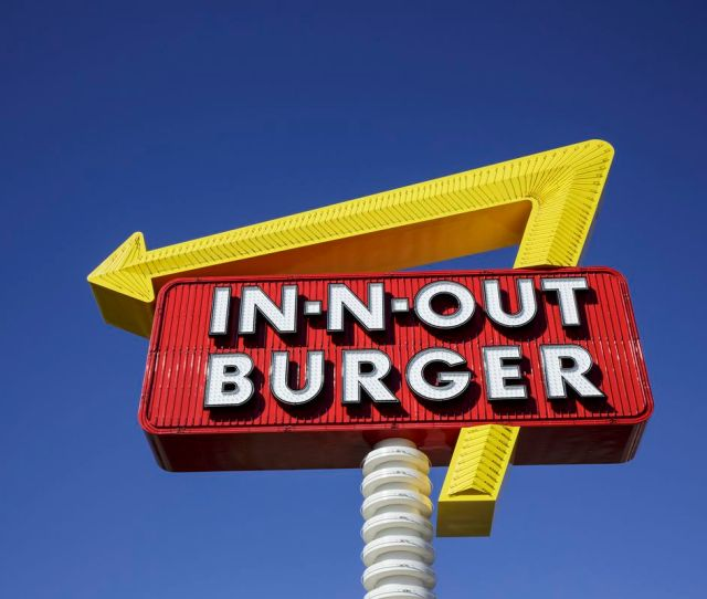 An In N Out Burger In Las Vegas James Leynse Getty Images