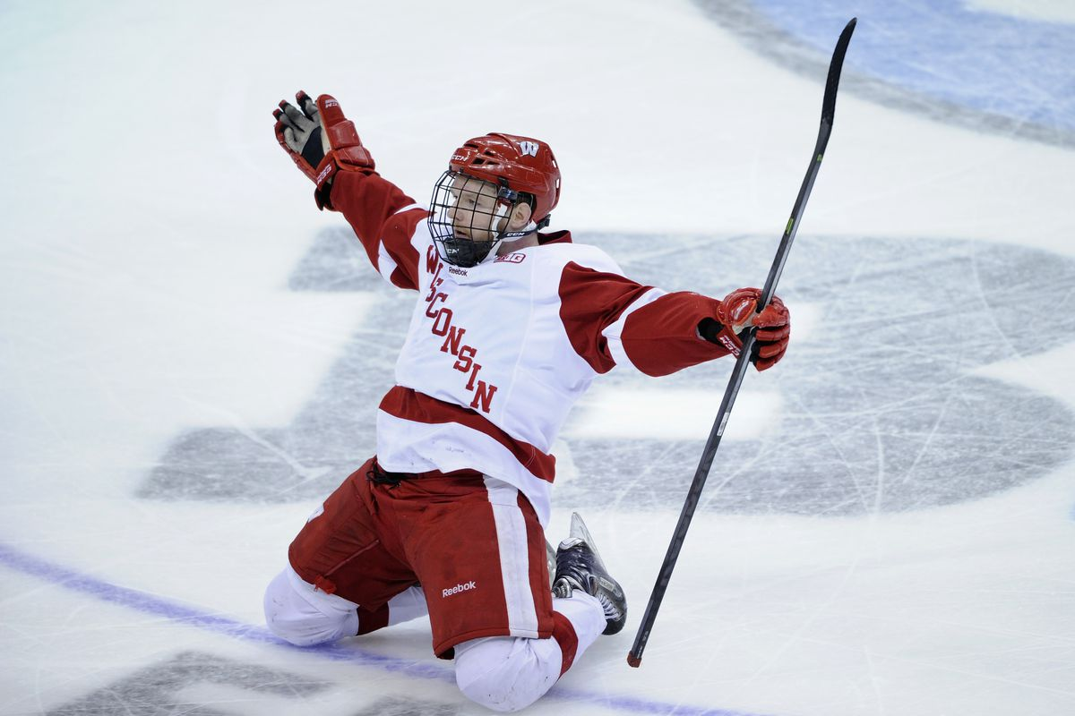 Quick Thoughts On The Big Ten Hockey TV Schedule