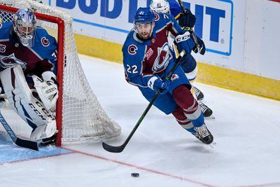 NHL: JAN 13 Blues at Avalanche