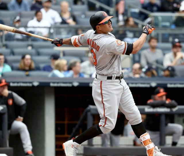 Why The Yankees Should Trade For Manny Machado