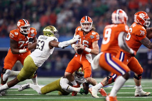 Graphing Clemson vs. Notre Dame: Brian Kelly was right — it's a lot closer  than it seemed - Roll 'Bama Roll