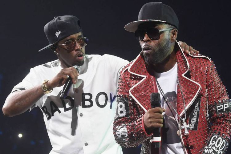 Diddy pays tribute to late Bad Boy rapper Black Rob - REVOLT