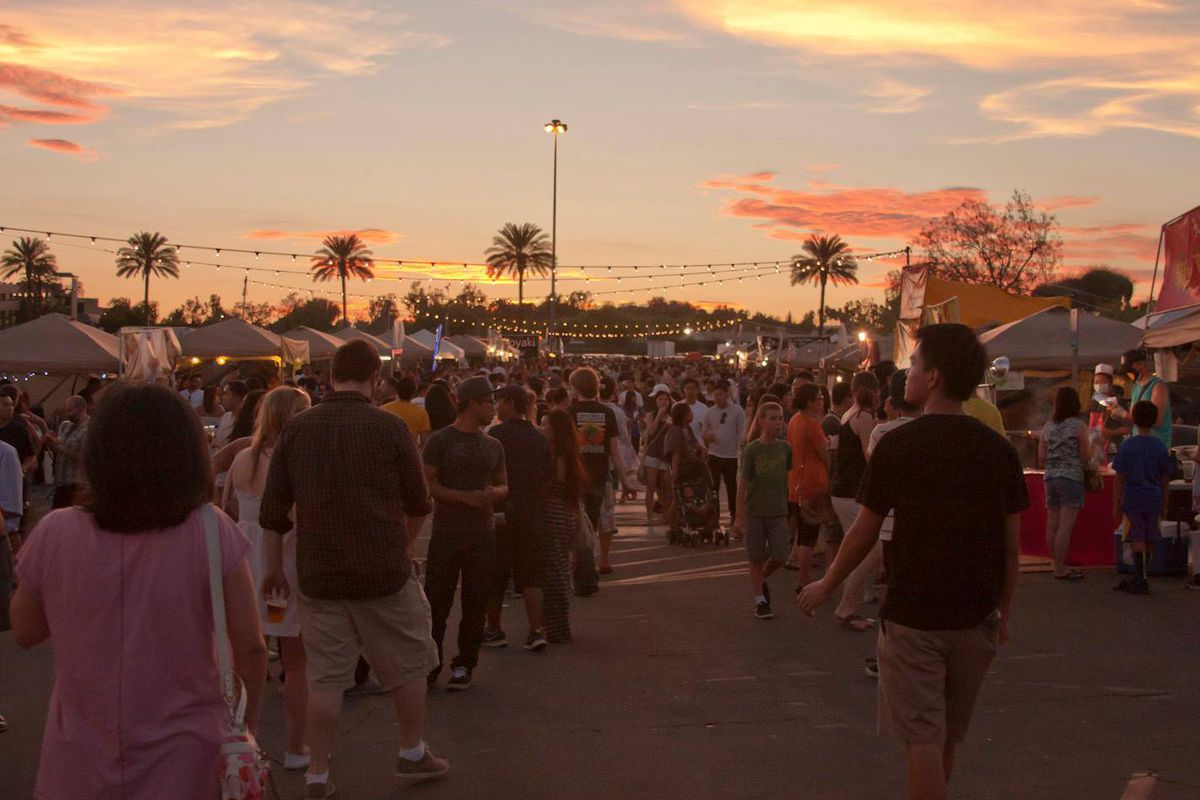 626 Night Market Swings Back Into Arcadia This Summer