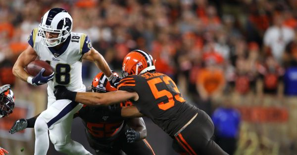 Los Angeles Rams 20, Cleveland Browns 13: Stout defense powers Rams to undefeated record through Week 3