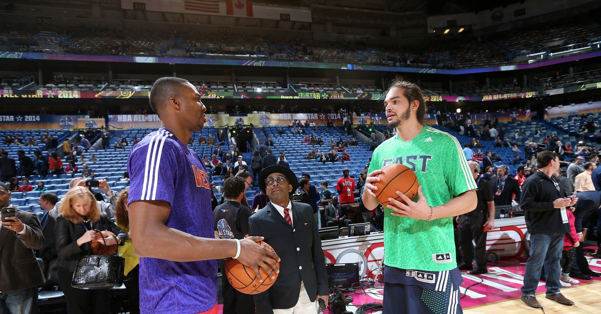 Dwight Howard and Joakim Noah reportedly worked out for Lakers already,