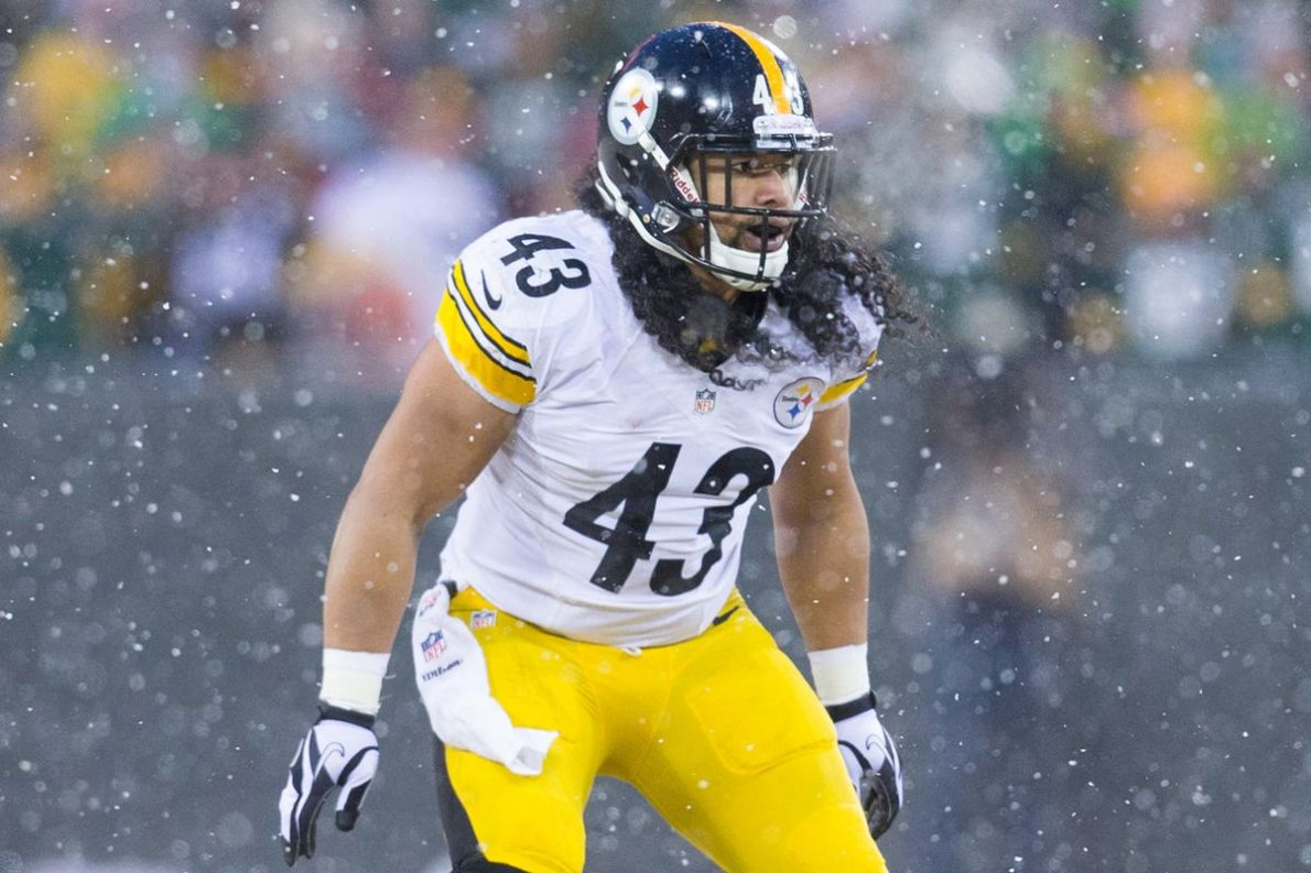 General skills of Steelers Troy Polamalu questioned by some heading into  his 12th season - Behind the Steel Curtain