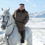 Kim Jong Un S Silly Horse Photos Contain A Serious Message Vox