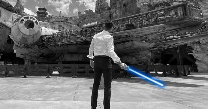 How Disney's 'real' lightsaber patent actually works