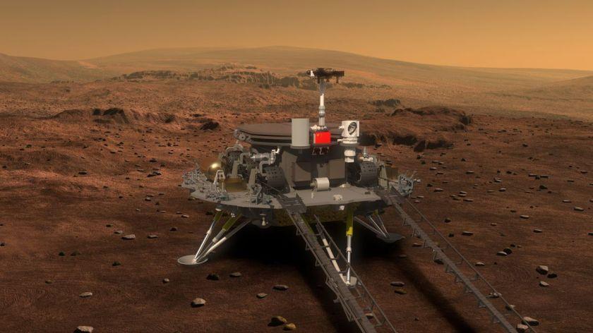 CHINA-BEIJING-MARS ROVER(CN)