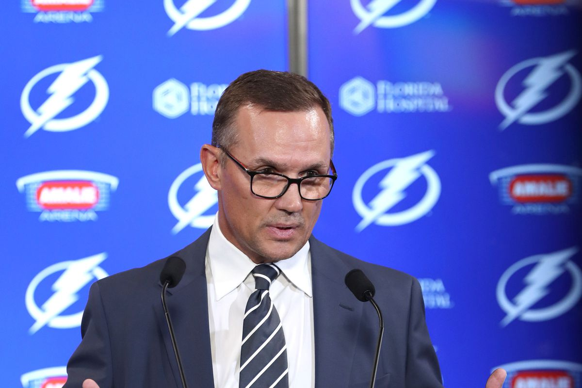 Tampa Bay Lightning Heading To The ECF Because Steve