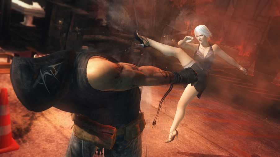 Dead Or Alive 5 Gets Bass Rig And New Photo Mode Polygon