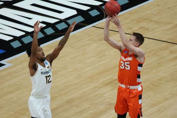 Buddy Boeheim is more than just the coach's son.