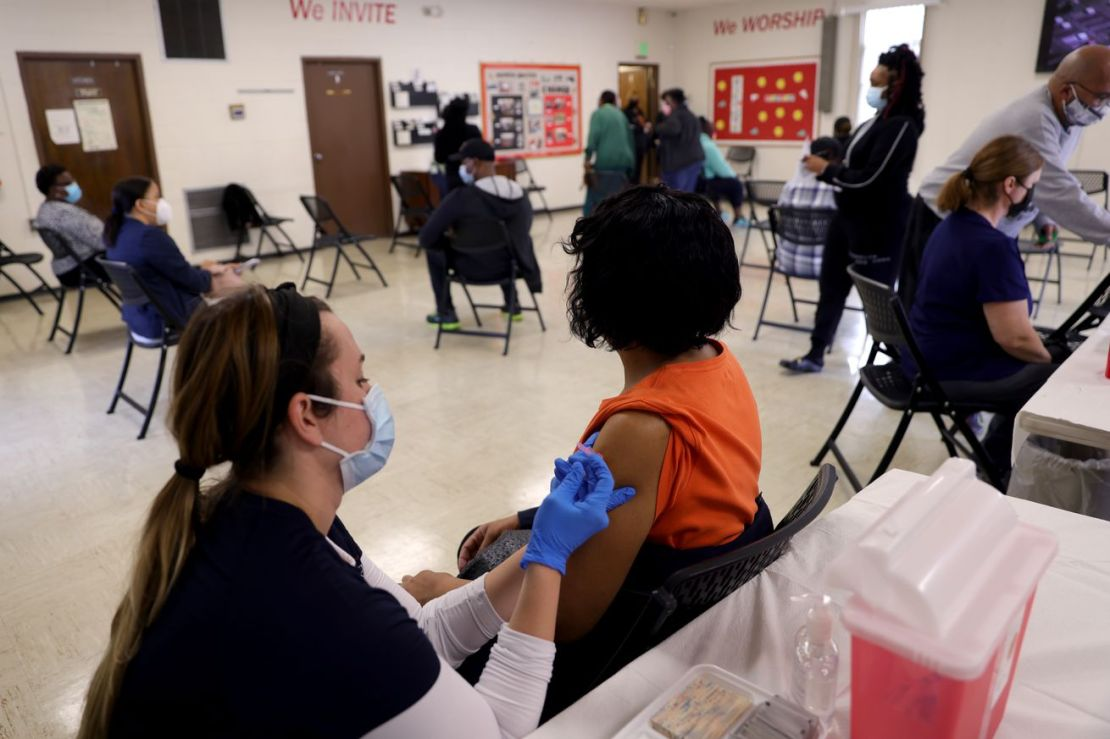 Maryland County Hosts Community Clinic For COVID-19 Vaccinations
