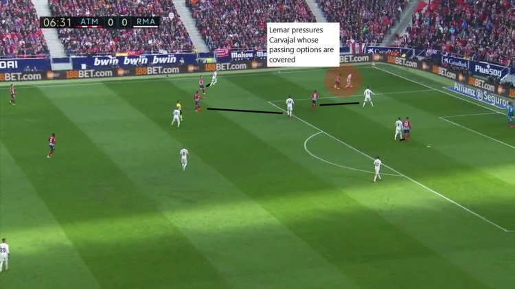 Tactical Review: Atletico Madrid 1 - 3 Real Madrid; 2019 ...