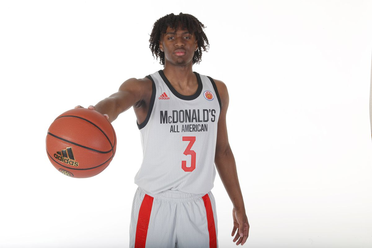 High School Basketball: Journée du portrait américain à la McDonald's High School