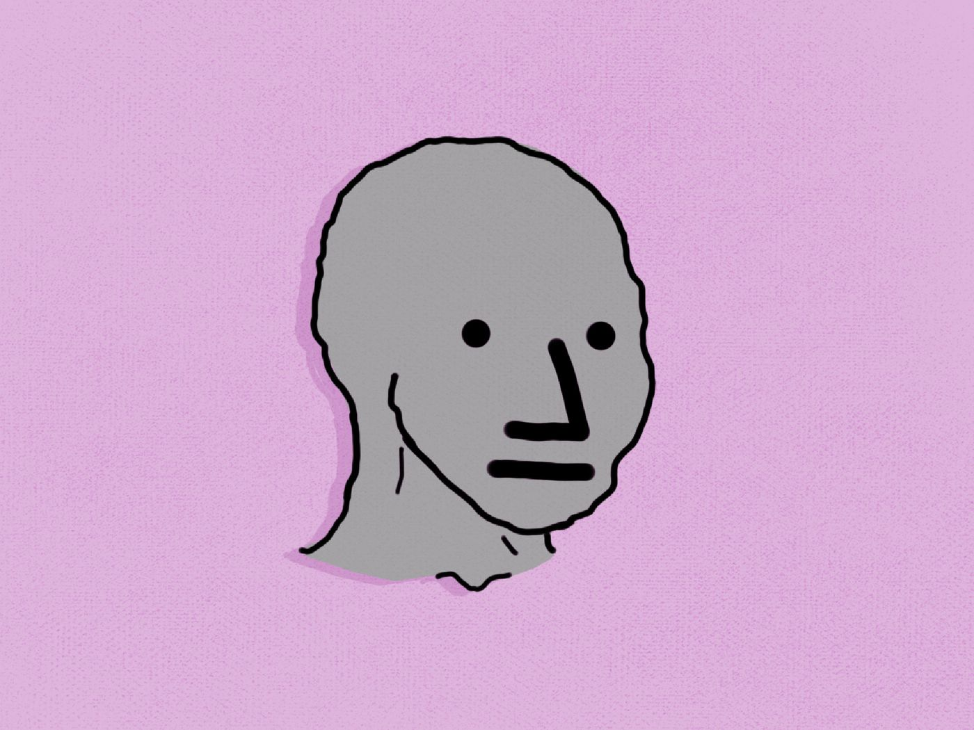 The Npc Meme Went Viral When The Media Gave It Oxygen The Verge