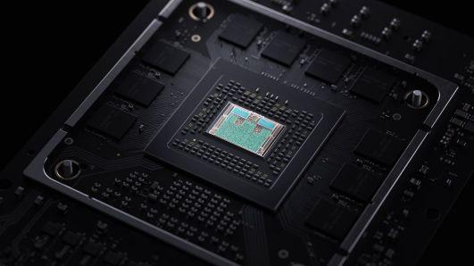 Xbox Series X Processor