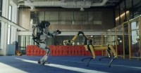 Boston Dynamics Atlas and Spot robots can now dance better than you can
