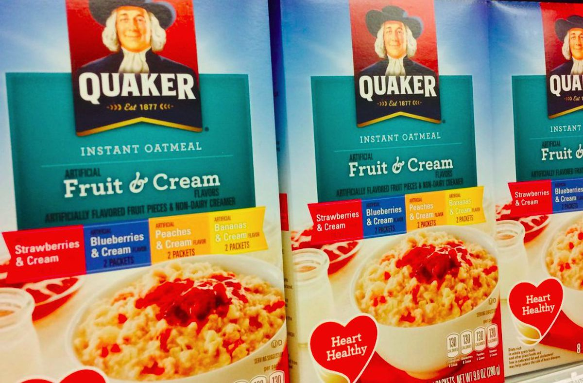 What Do Those Healthy Food Labels Really Mean