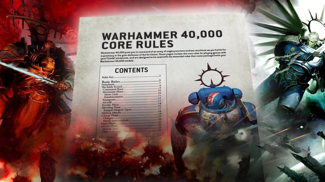 core_rules.0 Warhammer 40,000 9th edition core rules are out now and free to download | Polygon