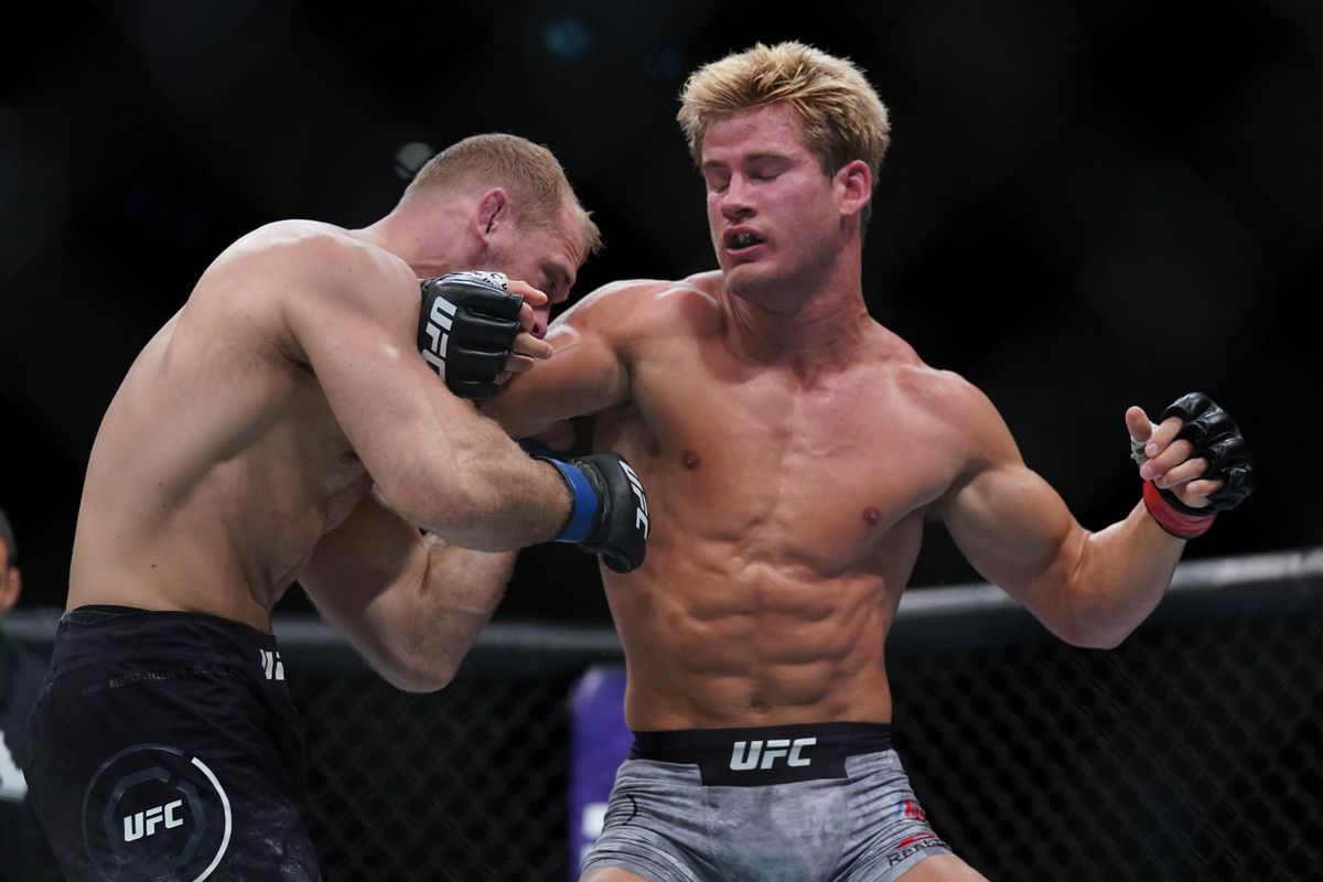 Five Powerful Words Sage Northcutt Shines In Boise MMA