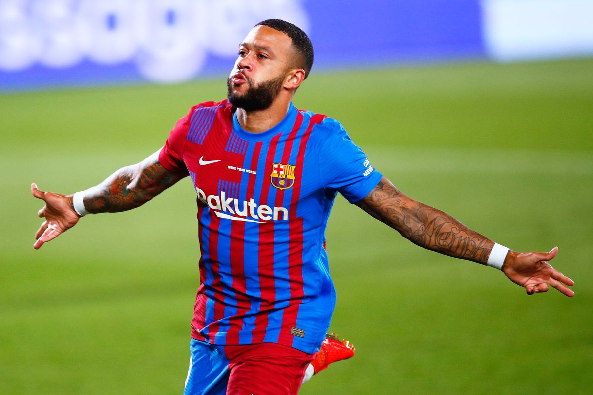 Barcelona to register Memphis Depay and Eric Garcia 'tomorrow' - report -  Barca Blaugranes