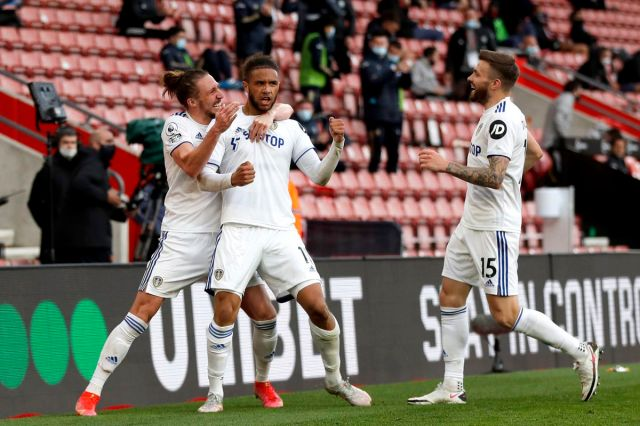 Leeds Player Ratings: Southampton 0 - 2 Leeds. Leeds secure top-half finish  with Bamford and Roberts goals. - Through It All Together