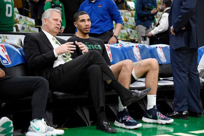 Danny Ainge: We had our eyes set on Jayson Tatum (at 2017 NBA Draft) Boston Celtics - CelticsBlog