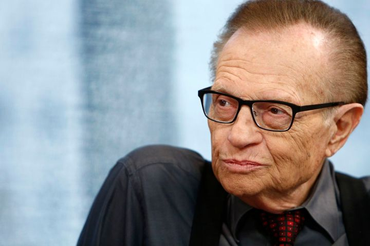 Larry King has died at 87