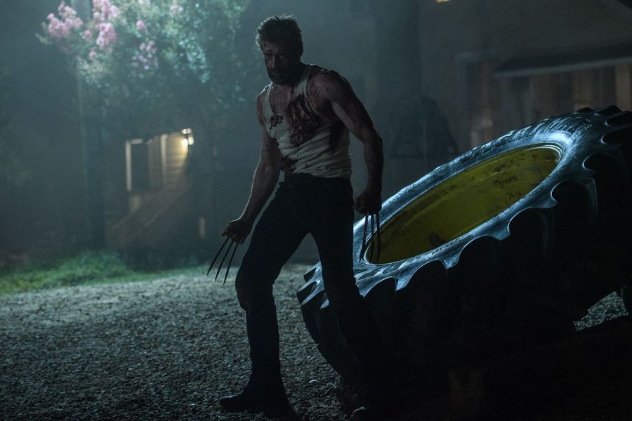 Logan review  not just the bloodiest X Men movie  but also the     Ben Rothstein  20th Century Fox