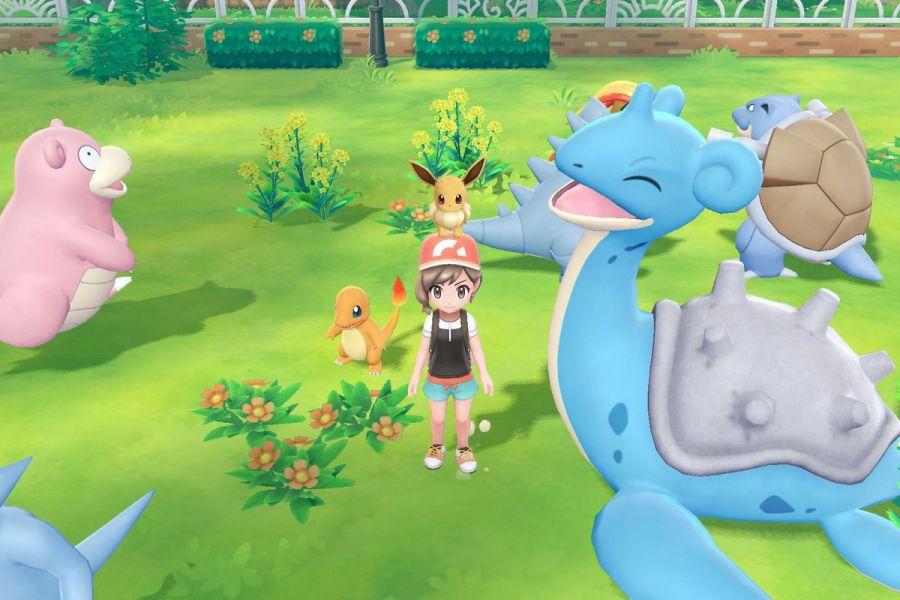 Image result for pokemon let's go