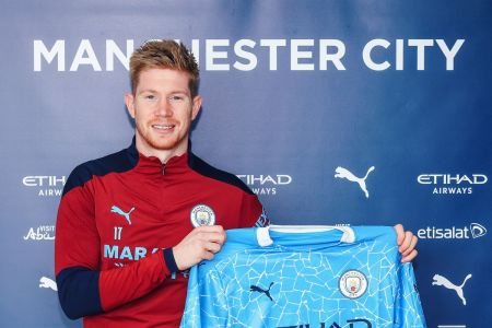 "Kevin De Bruyne — 2025: ""I Am In A Position To Help Everybody At This Club,  And This Is My Part To Play Now."" - Bitter And Blue"