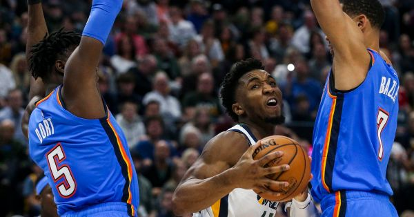 Will the real Utah Jazz please stand up?