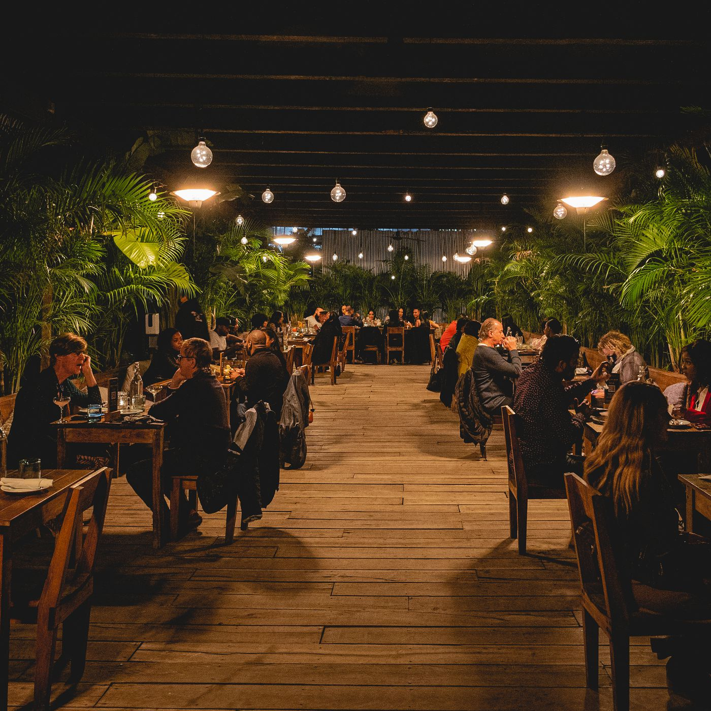 41 nyc restaurants with heated outdoor