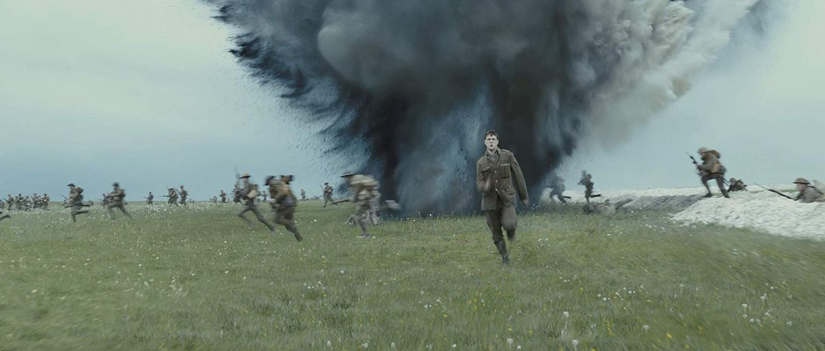 1917 Review Sam Mendes Wwi Drama Can T Rise Above The One