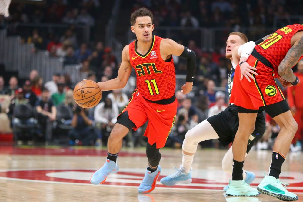 Trae Young, Jabari Parker Hawks injury updates Friday vs. Celtics -  DraftKings Nation