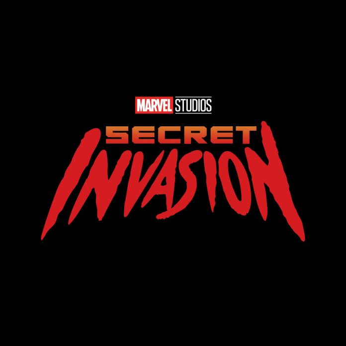 Title card for Secret Invasion Disney Plus series